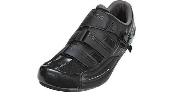 Shimano SH-RP3L Schuhe breit Unisex schwarz